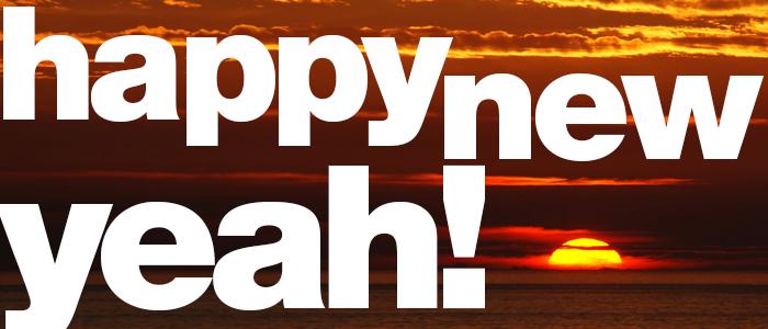 Happy New Yeah!
